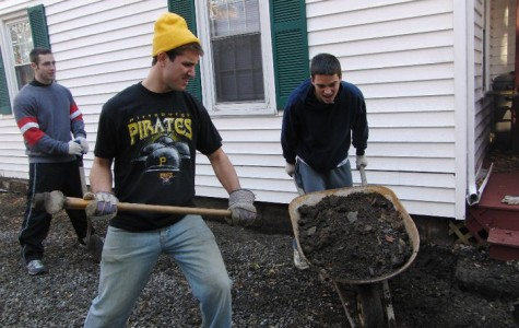 Make a Difference Day rakes in participants