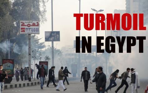 Turmoil in Egypt: Allegheny student witnesses history