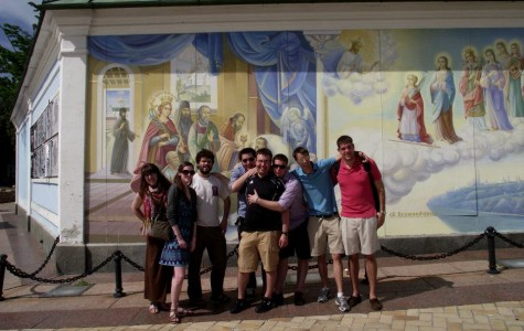 Allegheny offers new summer study abroad program in Ukraine, Russia