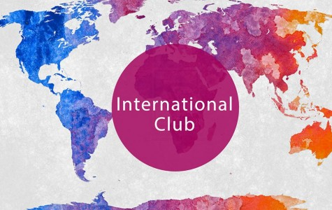 International club shares cultures
