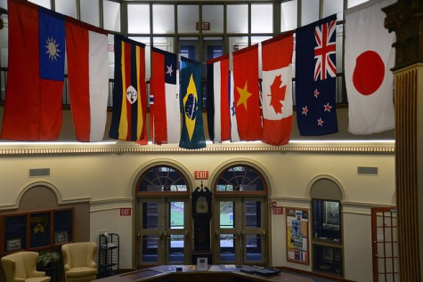 Students gain support in study abroad programs