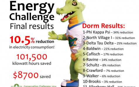 Energy challenge results revealed