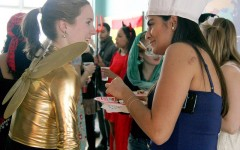 International students hold multicultural carnival