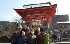 Allegheny faculty and staff reflect on study tour in Japan