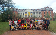Thirty-two international students join Allegheny