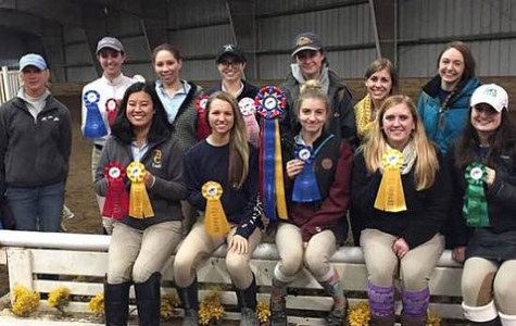Equestrian Club earns high point at Horse on Course