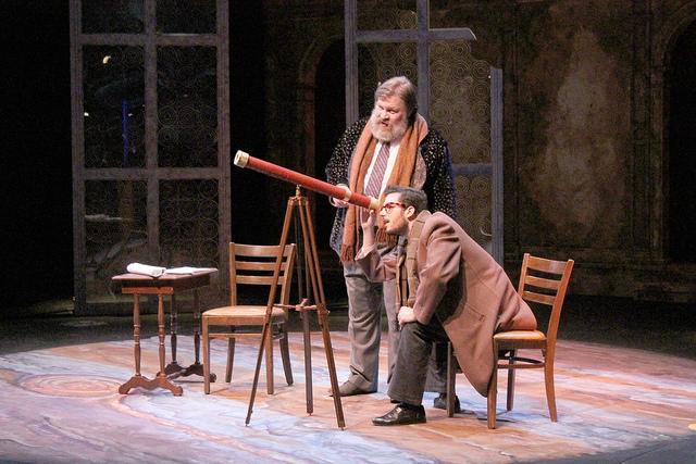 'A Life of Galileo'