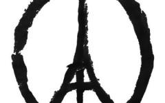 World unites for Paris