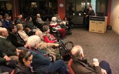 Professor explores humanitarian medicine and values