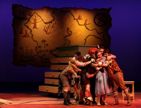 'Peter Pan and Wendy' move to Neverland