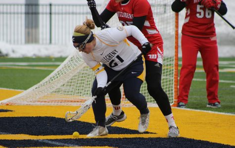 McKenzie Bell breaks point record and earns NCAC Player of the Week