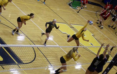 Women's volleyball hosts annual Allegheny Gator Invitational