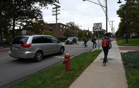 Second North Main traffic study begins