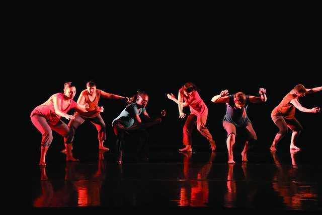 Antaeus Dance holds Annual Performance