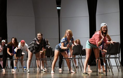 Greek life gets musical at Greek Sing