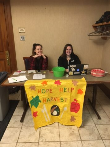 Bake your heart out for Hope, Help, Harvest