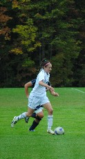 Women's soccer draws against John Caroll