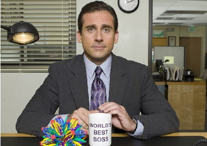 The season opener of 'The Office' reminds viewers that Steve Carell will soon be leaving his role as . images.dvdcollectionsale.com