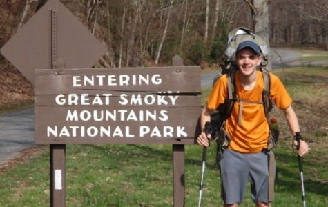 Hiker takes alternative path to successful education