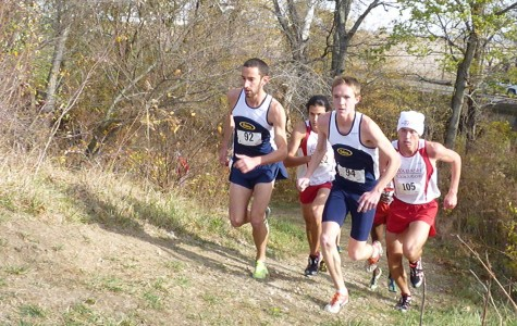 Cross-country shocked at regionals; eyes redemption at NCAA Championships