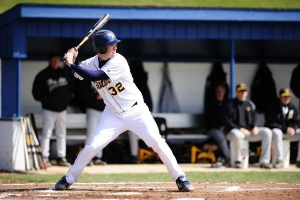 Matt Stahl, '11, is a preseason All-American selection and will anchor the Gator lineup this season. Photo courtesy of Allegheny Sports Information