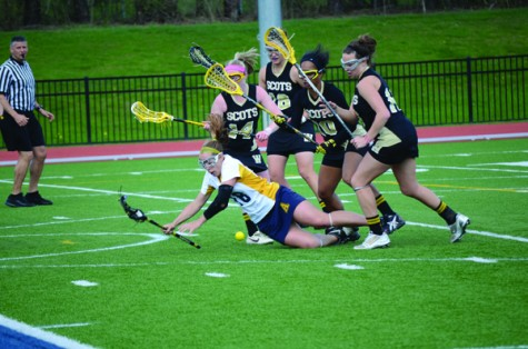 Lacrosse and field hockey coming to campus