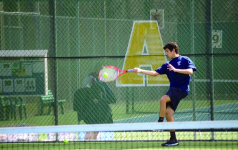 Tennis No. 2 Seed for NCAC Tournament
