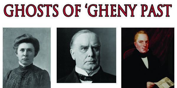 Ghosts of Allegheny's past sound off