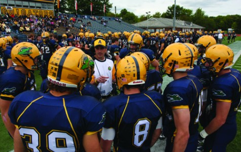 The football team looks to come back strong at home after a week in which the defense surrendered 444 yards and the offense failed to capitalize on scoring opportunities. ALLEGHENY SPORTS INFORMATION