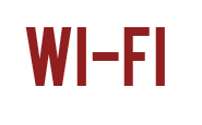 Wi-Fi extended across entire campus