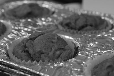 Elaina's Eats: Pumpkin Muffins