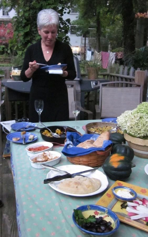Elaina's Eats: Dinner with Mollie Katzen