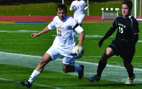 Men's soccer remains in playoff hunt