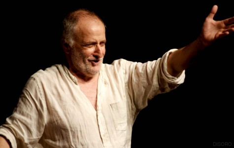 """Emmy-award winning actor to perform Plato's """"Apology"""" tonight in Shafer"""