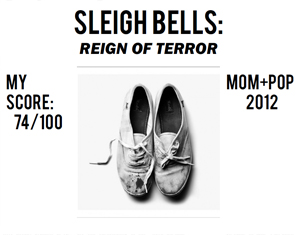 'Reign of Terror' signals transition into new era for Sleigh Bells