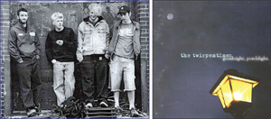 The Twirpentines and their album,
