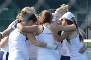 The men and women's tennis team will travel to Hilton Head, South Carolina over Spring Break where they will play three regionally ranked teams. CHARLIE MAGOVERN/THE CAMPUS