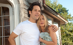 Although 'Wanderlust' started out with potential, the film's poor plot and stale jokes quickly caused the movie to fall flat, despite the presence of hollywood veterans Paul Rudd and Jennifer Aniston. WANDERLUSTMOVIE.NET