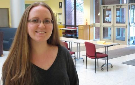 Angela Cluchey, '15 from Bradenton, Florida.