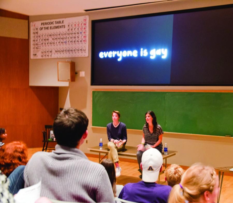 'Everyone is Gay' visits Allegheny