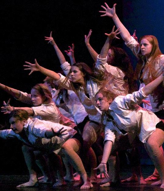 Orchesis 2012 debuts in Shafer