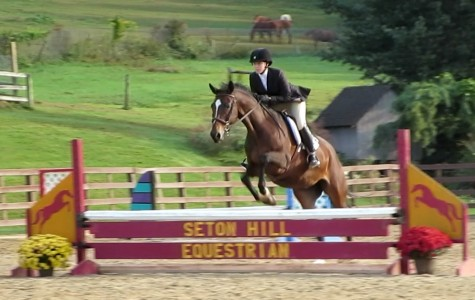 Allegheny Equestrian Team takes home Reserve High Point Team Title