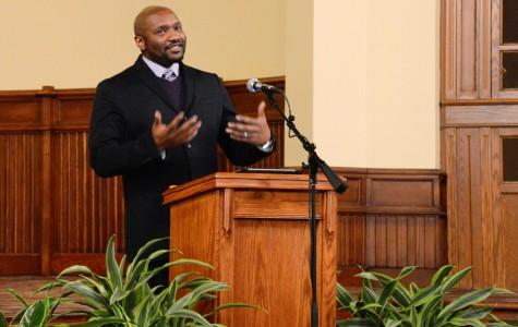 Prof. Paul Buckley – MLK Keynote Speaker