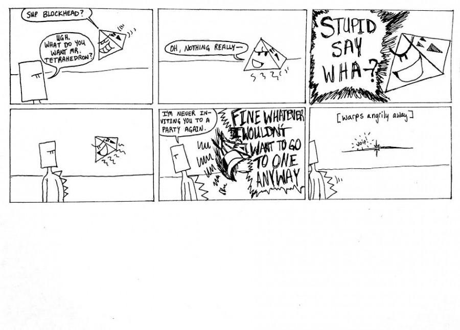Weekly Comic Strip