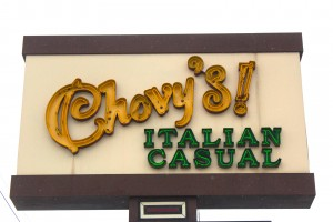 CAITIE McMEKIN/THE CAMPUS Chovy's! Italian Casual is located on Conneaut Lake Road right off of Highway 79 on the way into town. They offer a variety of Italian food and are open every day of the week until late at night.