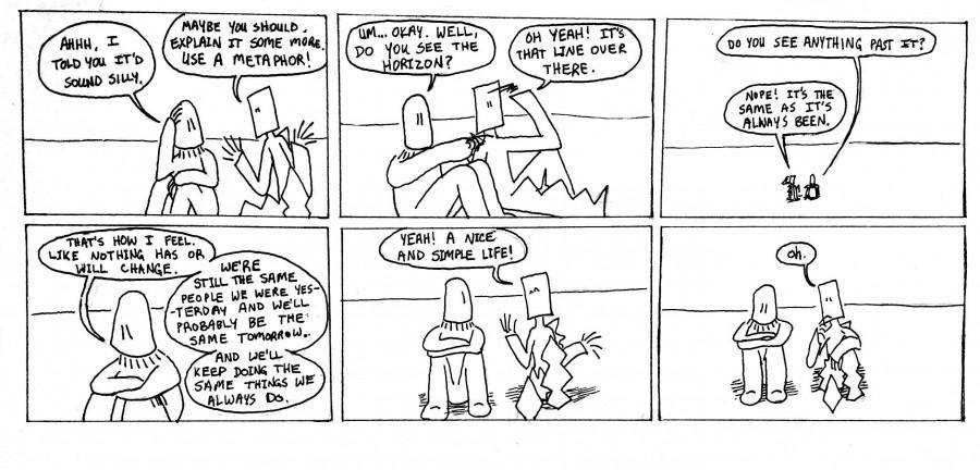 Opinion Comic - 2/7/2014