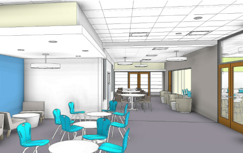 Library continues renovations into fall semester