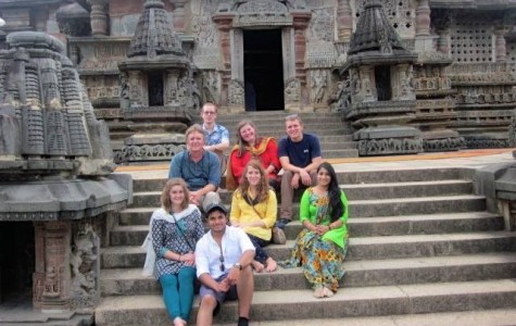 Six students selected to work in Mysore, India for the summer