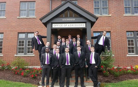 Fraternity regains charter after 16 years