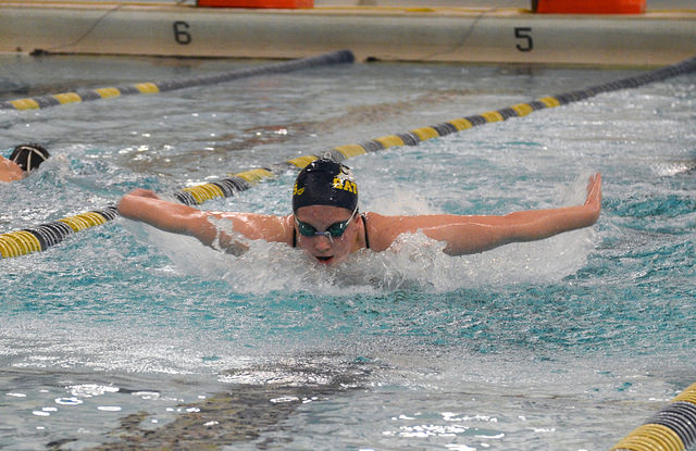 Megan+Feeney%2C+%E2%80%9817%2C+was+chosen+as+NCAC+Swimmer+of+the+Week+for+her+performance+at+the+Penn+State+Behrend+meet+on+Saturday%2C+Nov.+1.+